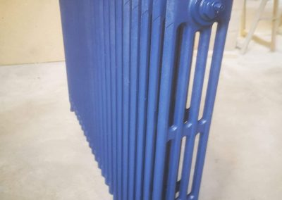 RAL 5003 bleu saphir satiné