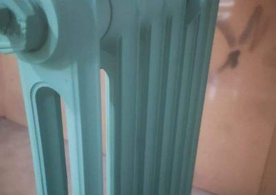 RAL 6034 turquoise pastel mat