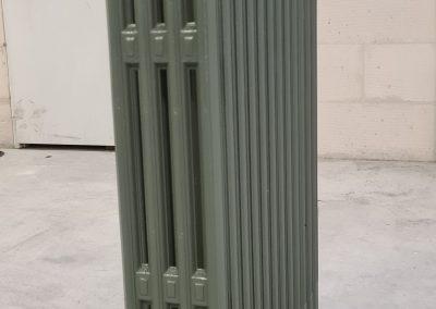 RAL 7009 gris vert satiné