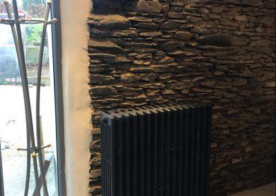 RAL 9005 noir foncé mat (rendu chez client)