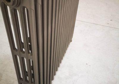 RAL 9007 aluminium gris satiné