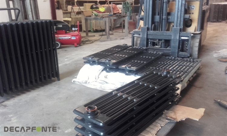 devis renovation radiateur fonte